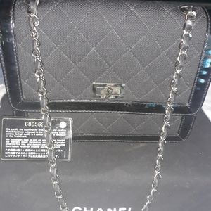 COPY - Chanel Flap Quilted Caviar Leather Classic…